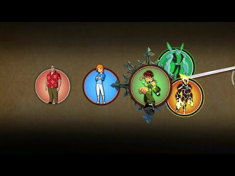 Shadow Fight 2 Mission Ben 10
