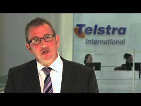 Telstra talks about their relationship netEvidence
