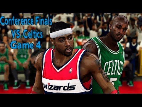 NBA 2K12 My Player Playoffs - The Greatest Comeback Ever | Clutch Much?: CFG4 Feat. Scoring SF