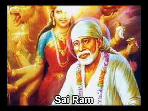 Sri Shirdi Sai Baba - Sai Ram (108 Repetitions) video