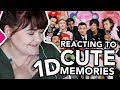 ONE DIRECTION CUTE MOMENTS REACTION -