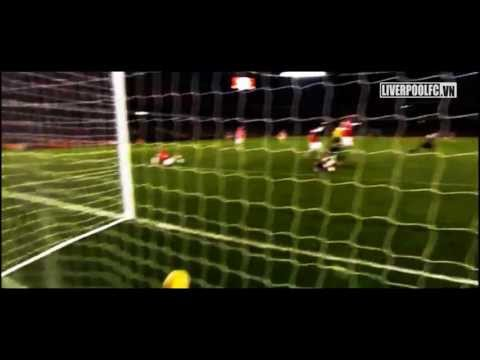 |Liverpool FC| Top 10 Goals of Season 12/13.