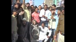 Muslim Protests Against Hindu Mahasabha Leader in Ujjain
