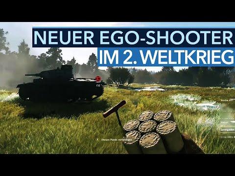 Was macht der neue WW2-Shooter anders als Battlefield und Co.? - Enlisted Preview