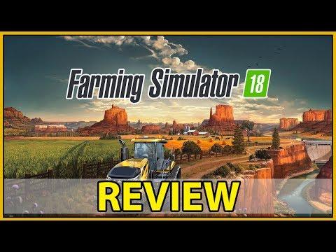 Farming Simulator 18 - REVIEW