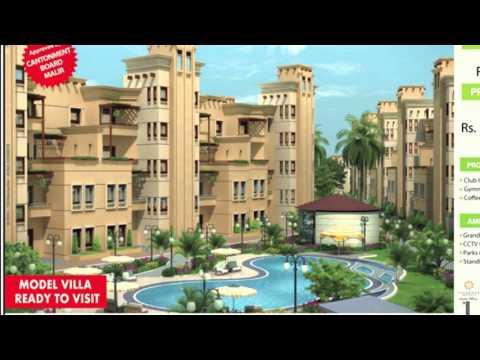 Falaknaz Presidency Sky Villas, Apartments Karachi