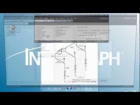 Intergraph CAESAR II - Pipe Stress Analysis - Hanger Design