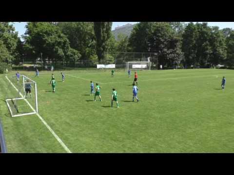 Sestřih branek U12 FCB - HFK Olomouc 7:1 (5:0)