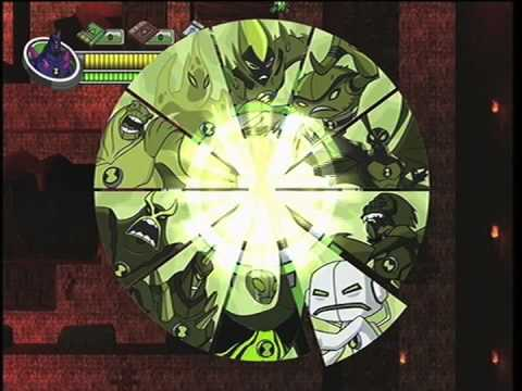 Ben 10: The Rise of Hex Walkthrough [Part 7]