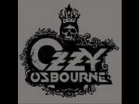 Ozzy Osbourne - I Don't Wanna Stop (lyrics)