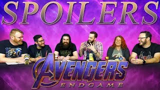 Avengers: Endgame In-Depth REVIEW and DISCUSSION [Spoilers!]