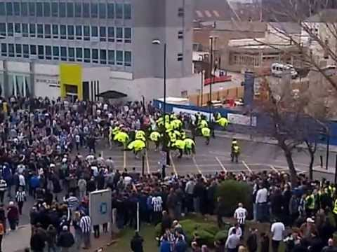 newcastle vs sunderland after match 14/04/2013