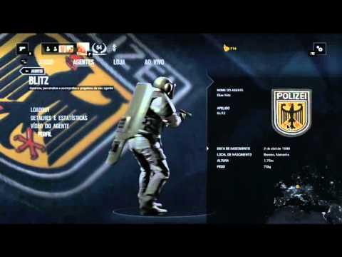 Tom Clancy's Rainbow Six Siege - Reflexão acerca de Le Blitz