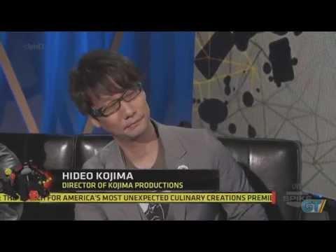 Phantom Pain - E3 Kojima Interview