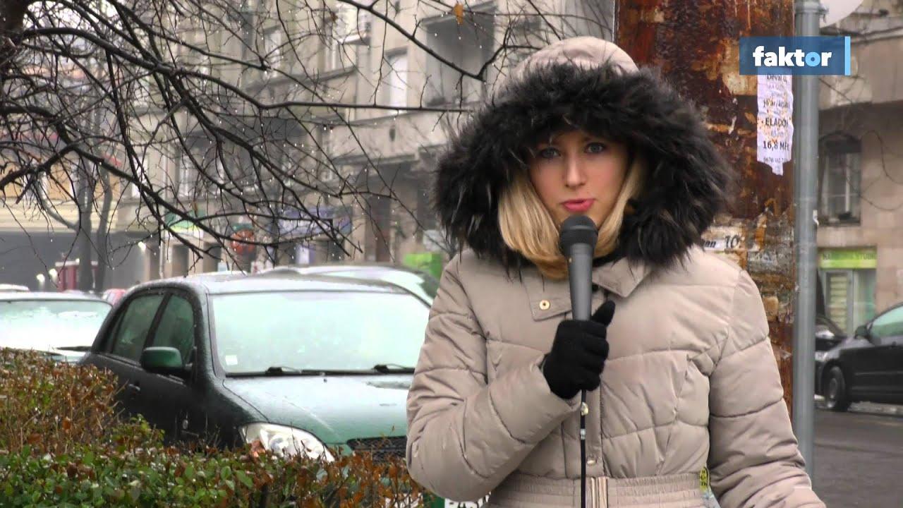 """""""Az ember szinte totyogva közlekedik"""" - ónos eső, jégpáncél az utakon"""