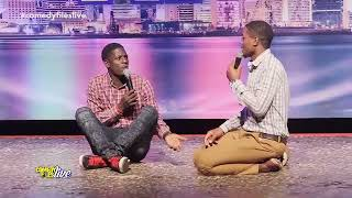 MBU EBIKOLEBWA KU SANIYA ZA PILLAWO KU IDDI DAY. MAULANA & REIGN, COMEDY FILES LIVE 2017