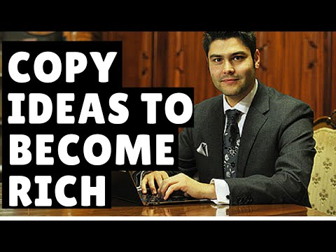 (Hindi) Become A Billionaire By Copying | Tricks to become wealthy and book takeaways | India