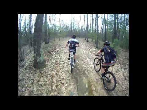 2013 Mud, Sweat, and Beers mountain bike race!