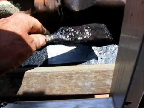 Box Gutter Repair Youtube
