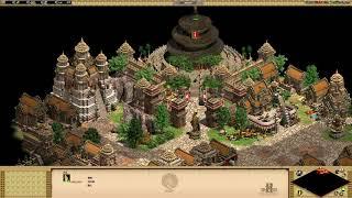世紀帝國II DLC 百鳥朝鳳/ Age of Empires II 莽應龍(蠻王崛起) #HUZAS直播