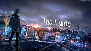 Download Lagu Nightcore - The Nights Gratis STAFABAND