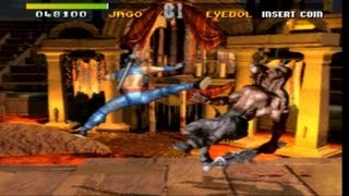 Killer Instinct 1 arcade Jago playthrough