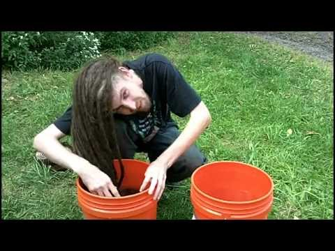 How to wash very long Dreadlocks