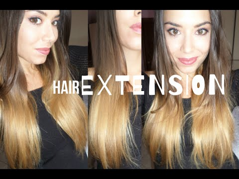 Extension capelli naturali