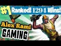 #1 WORLD RANKED - 1294 SOLO WINS! - FORTNITE BATTLE ROYALE LIVE STREAM MP3