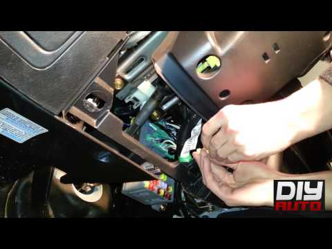 HOW TO ERASE SRS LIGHT    HONDA CIVIC & ACURA EL