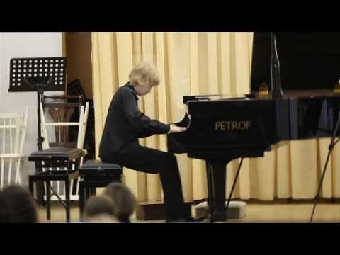 Moszkowski еtudes 1) No.2 in G minor 2)