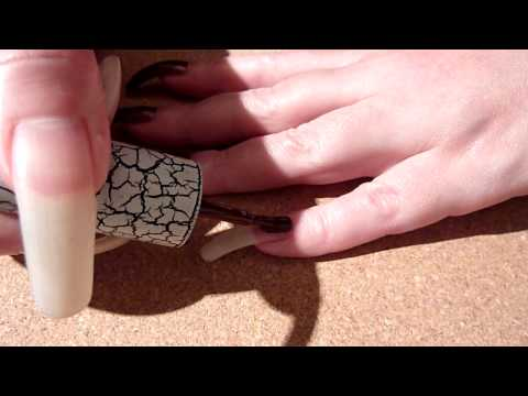 Review Of Born Pretty Magic Magnetic Nail Polish HD Video
