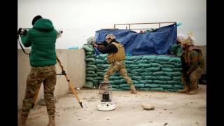 Islamic State battle: View from Iraq's front line