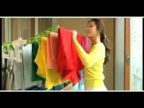 Homepower 57 pc Laundry hanger