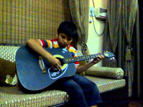 Amit Music Classes-peelu Tere Neele Neele,play By Naman Arora video