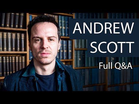 Andrew Scott   Full Q&A   Oxford Union