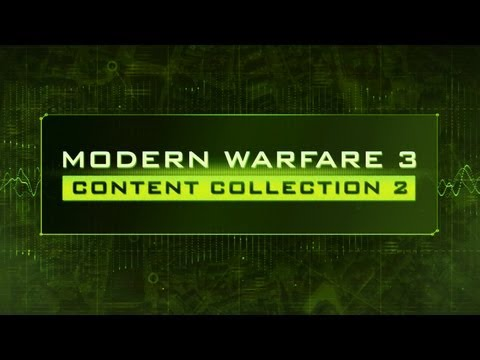 Modern Warfare 3 DLC Collection 2 -- Exclusive Face Off Reveal