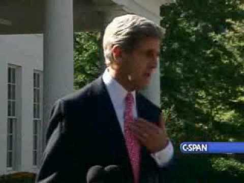 Sen. John Kerry (D-MA) on Afghanistan (1)