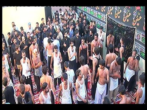 Live Majlis 29 Muharram 2018 Dhakoo road Chakwal