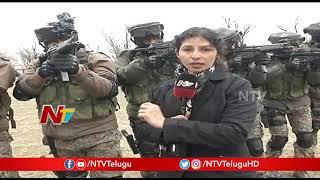 ఎన్ కౌంటర్ల సమయంలో ఉగ్రవాదులను ఎలా ఏరివేస్తారో చెప్పిన కమాండో బృందాలు | Ground Report | NTV