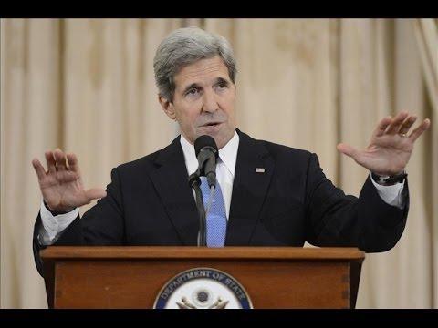"""John Kerry califica de """"operación infernal"""" la ofensiva de Israel en Gaza"""