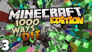 Top 10 Ways to Die in Minecraft (1000 Ways to Die) Part 3