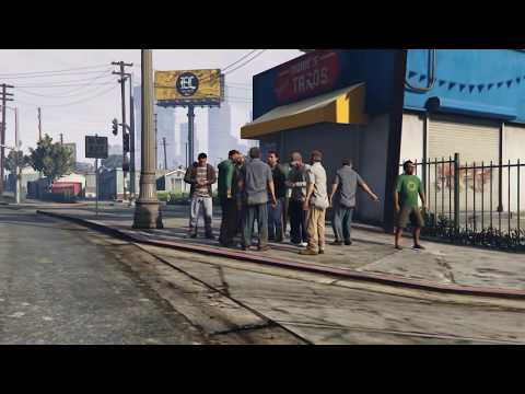 GTA 5 - Niko Bellic in Los Santos Ep.3   GTA V Funny Moments