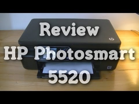 Review: HP Photosmart 5520