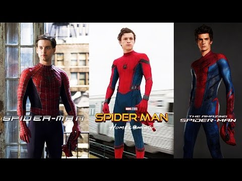 Spider-Man Movies Tribute - Time To Pretend - MGMT