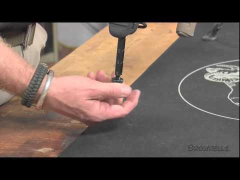Brownells - AR-15/M16 M4 Butt Pad/Monopod