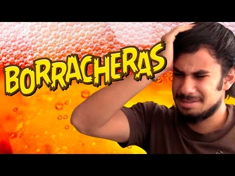 BORRACHERAS PEDAS