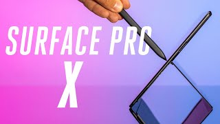 Surface Pro X review: heartbreaker