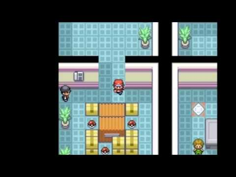 Let's Play Pokemon Leaf Green Part 20 Enter Silph Co.