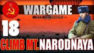 Wargame: Red Dragon -Campaign- Climb Mt. Narodnaya: 18